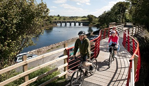 All-Inclusive-Fahrradurlaub am Wild Atlantic Way