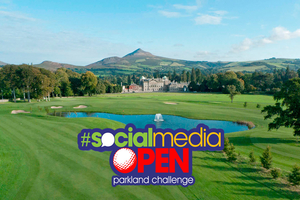 Swing into the Social Media Parkland Challenge  2 nights BB  3 rounds of Golf with Experience Ireland Golf  Travel from 289 pps