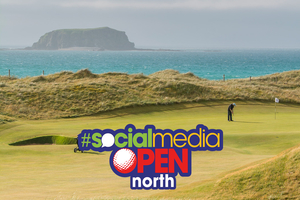 Take part in the Social Media Open North  2 nights BB  3 rounds of Golf with Experience Ireland Golf Travel from 289 pps