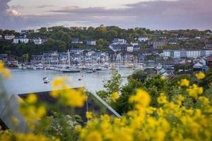 Get away this Summer with a break at Trident Hotel Kinsale  Includes BB  Voucher  From 120 prpn