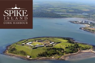 Step back in time with an open Weekend visit to Spike Island in October and November 2018 from 18 pp