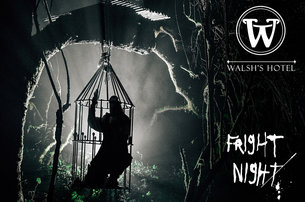 Be prepared to be scared with a Fright Night Package with Walshs Hotel Maghera County Londonderry from 99 pp