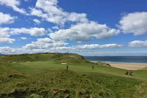 Join us  play some of the top courses of the South West including Ballybunion Tralee  Dooks for 699 pp