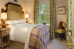 Winter Mid-Week Break at Ballynahinch Castle Hotel in Connemara from 240 p.p.s