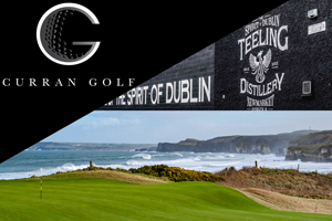 Treat yourself with Curran Golf Travel  Golf Links  Whiskey Drinks Experience including Championship golf on some of the worlds best courses and 5 whiskey tours from 2300 pp