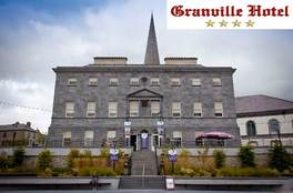 Save on your 2nd night stay at Granville Hotel Waterford