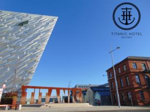 Warm up in Belfast during the festive season and explore the Titanic Quarter with an overnight stay