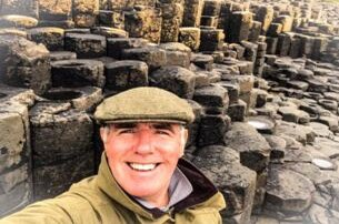 The real Giants Causeway tour with Dalriada Kingdom Tours for 10 pp