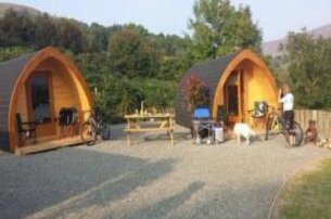 Two nights Glamping in the Mourne Mountains with East Coast Adventure Ltd Co Down for 130