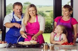 Wee Buns Cookery School 10 Off Class Bookings in County Tyrone from 65 pp