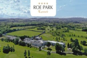 10 Off Bed  Breakfast stays with Roe Park Resort Limavady from 3800 pps