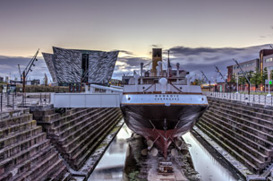 Titanic Belfast Two Attractions - One Ticket