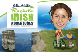 Embark on an Irish Adventure with Rachelalong Irelands beautiful Wild Atlantic Way
