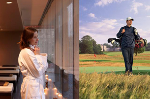 Couples Retreat at Carton House Co Kildare  one or two night luxurious break from 17250pps