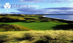 6Nights package includes 6links courses which are all within an hour drive from your hotel in the heart of Killarney