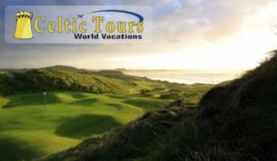 Your Great Ireland Golf Get-A-Way 6-Nights 5 rounds of golf