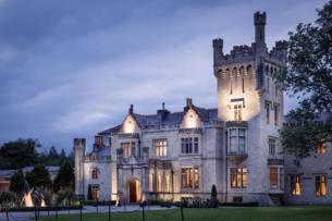 Nights for the price of Two the 5-Star Lough Eske Castle in Donegal includes breakfast