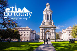 6Night Dublin  Irish Countryside Vacation w Air Hotels  Rental Car