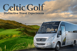 6Nights 5star deluxe accommodation in beautiful County Kerry 5rounds of links golf chauffeurdriven