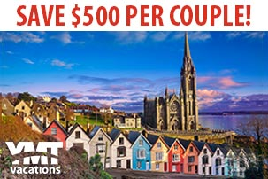 12Day Full Escorted Tour Experience Ireland from only 1399 in 2019