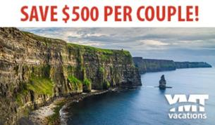 12Day Fully Escorted tour Experience Ireland from only 1499 in 2019