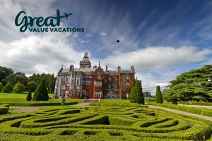 6Nights across Irelands Wonderful West Adare Villa Vacation with airfare car hotel  tours included 7