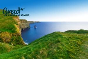 7Nights Irelands Top Sites Emerald Isle Blarney Castle Cliffs of Mohr Dublin  more Air hotel car  to