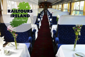 8day Allinclusive 5 rail tour on your own private heritage train