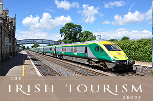 7Night Ireland by Rail Includes 3Star Hotels All Rail Transport Sightseeing Tours in Dublin  Kerry