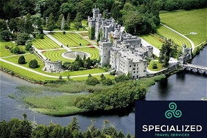 Luxury 8-Day7 Night 5-Star Castles of Ireland Chauffeur Tour