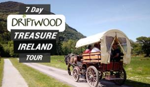 Explore the west coast of Ireland on Driftwoods unforgettable 7Day Treasure Ireland Tour from 1971