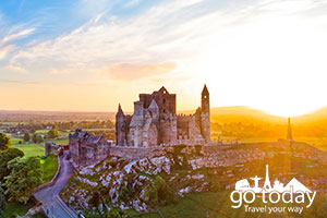 From 1099  Irish Castle Vacation with Flights Hotel and Car Rental
