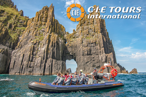 Luxury Private Tours with CIE Tours International Enjoy freedom  flexibility with your own private g
