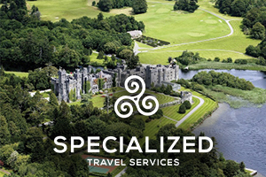 Castles of Ireland 8 Day Private Chauffeur Vacation