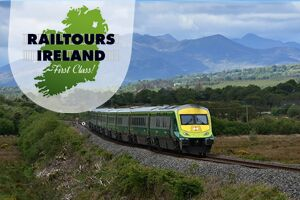 3day hosted rail tour taking in Cork Blarney Castle the Ring of Kerry  Cliffs of Moher from only 637
