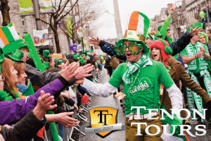 8Day St Patricks Day Hopper Includes Dublin Galway Killarney and Clare
