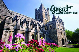 Affordable Dublin from 705 pp 45 or 6Nights Castles  culture with air  hotel included