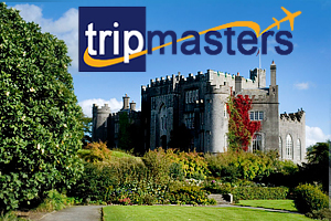 Dublin Galway  Limerick 7Night Vacation wAir  Car Rental