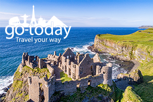5Night Amazing Ireland SelfDrive wAir and Car Rental From 799