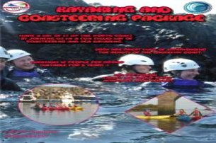 Enjoy a Kayaking  Coasteering Experience along the Causeway Coastline with Causeway Coast Kayaking t