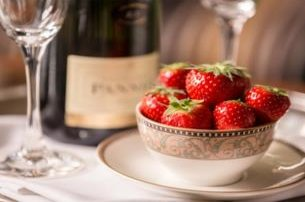 Treat yourselves with a Bubbles  Berries stay at Stormont Hotel Belfast from 58 pps