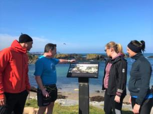 Stay fit and enjoy a GAME OF THRONES RUNNING TOUR  PYKE  THE STORMLANDS with Born To Run Tours for 2