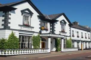 Cosy Coastal Break 1 Night Dinner BB in The Londonderry Arms Hotel From 75 pppn