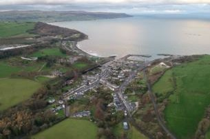 Seaside breakaway at Channel Vista Glenarm Co Antrim from 80 per night