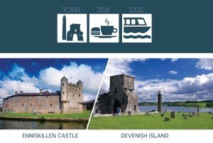 Take advantage of the Pilgrim Pass from Enniskillen Castle Co Fermanagh from 1650 per adult