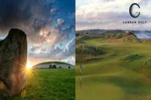 Enjoy some wonderful golf and sightseeing with a 7 night chauffeured Irelands Ancient East Golf Expe