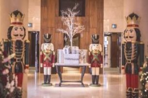 Enjoy a Christmas Cracker of a time with one of the many Winter offers with the Europa Hotel Belfast