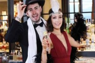 New Years Eve in the Observatory at the Grand Central Hotel Belfast from 175 pps