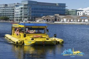 Get 10 off Adult  Child Viking Splash Tour Tickets with Viking Splash Tours Dublin from 13