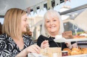 Step back in time with a Vintage Afternoon Tea Tour from Vintage Tea Tours Dublin for 4750 per perso